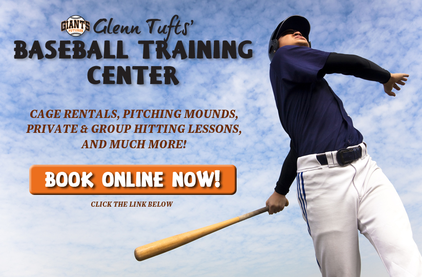 GLENN TUFTS BASEBALL TRAINING & DEVELOPMENT CENTER