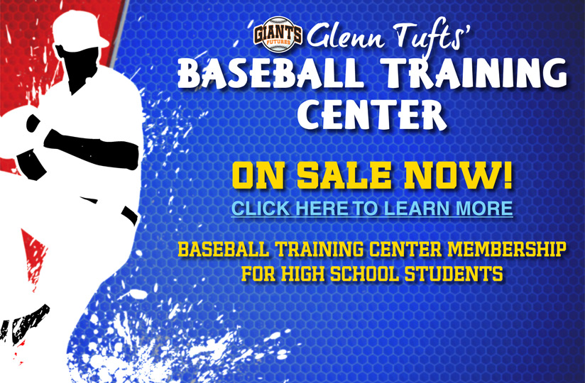 Baseball Training Center Membership for High School Students
